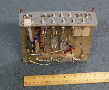 JBU RF Plate SN3