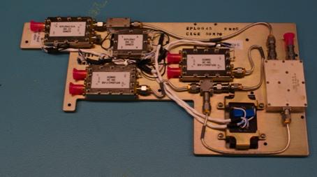 LB RF Amplifier Rf PLAte