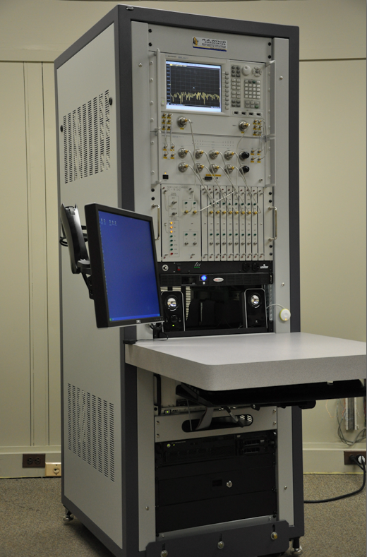 NSWC Automated RF Test Station