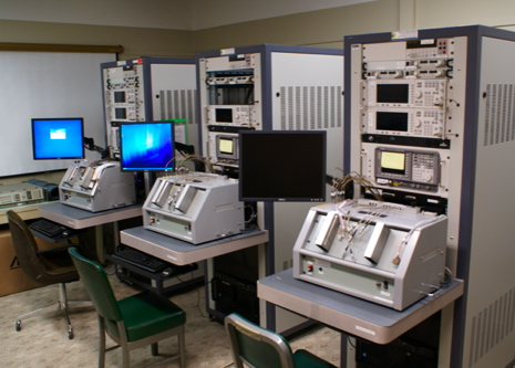 Auomated RF Test Station